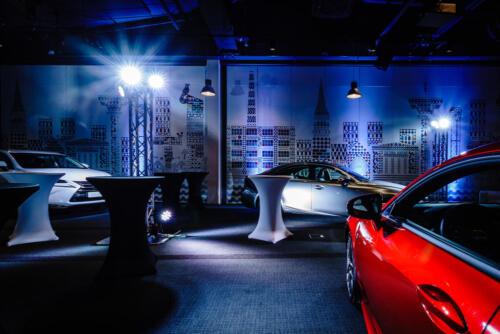 Lexus-sali